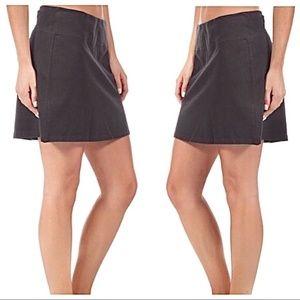 Patagonia Duway Skort Black Skirt Shorts